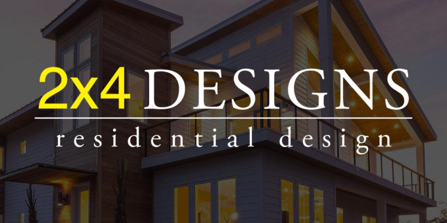 2×4 Designs