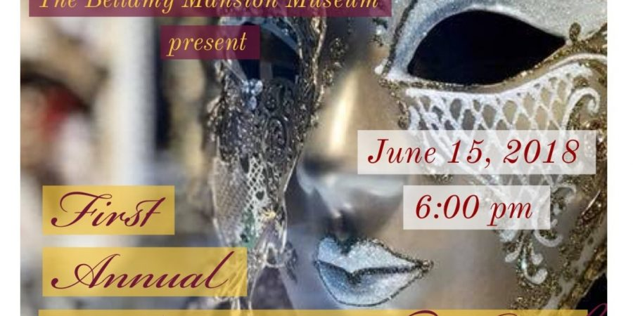 1st Annual Masquerade Ball June 15th