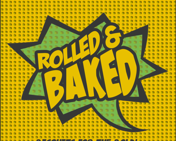 Rolled and Baked